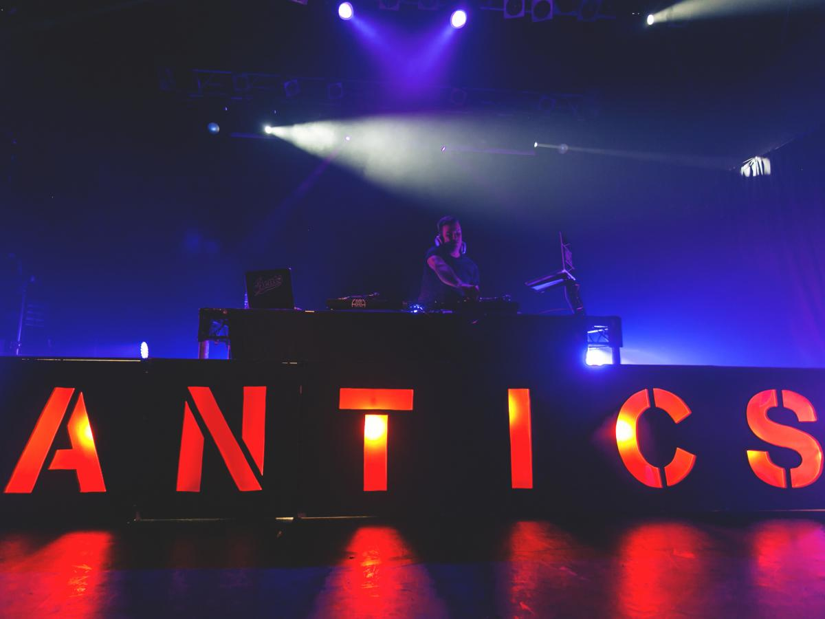Antics at KOKO, London