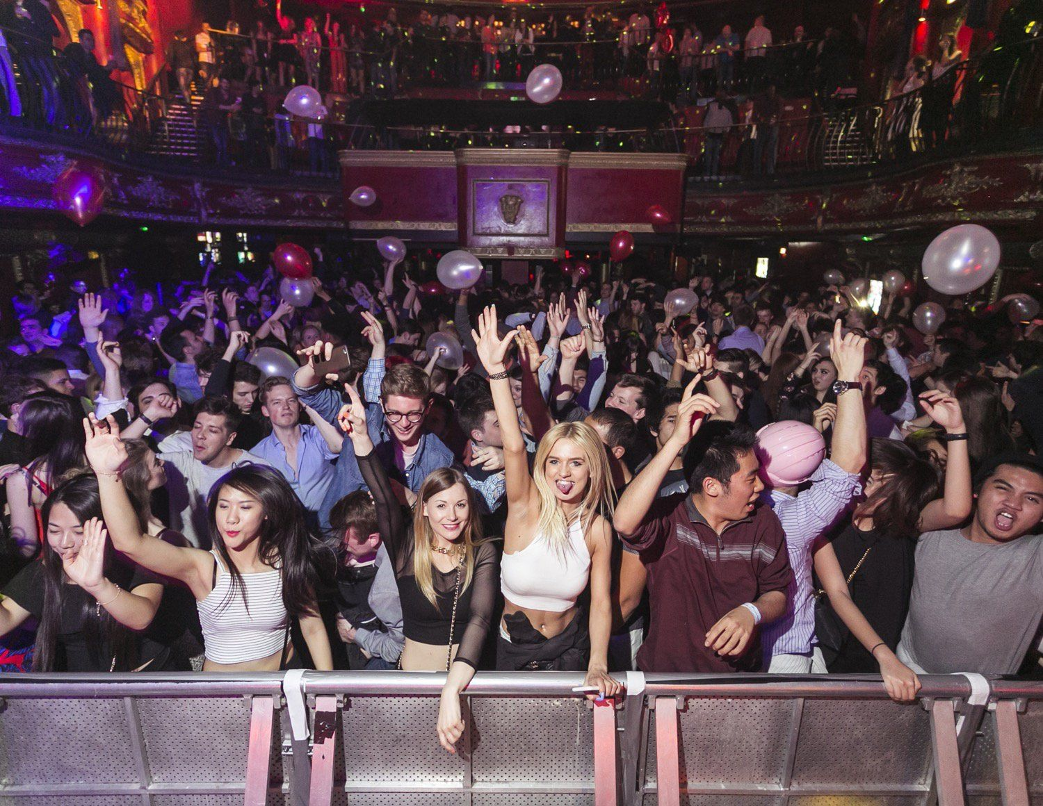 Antics' 3rd Birthday Party at KOKO London