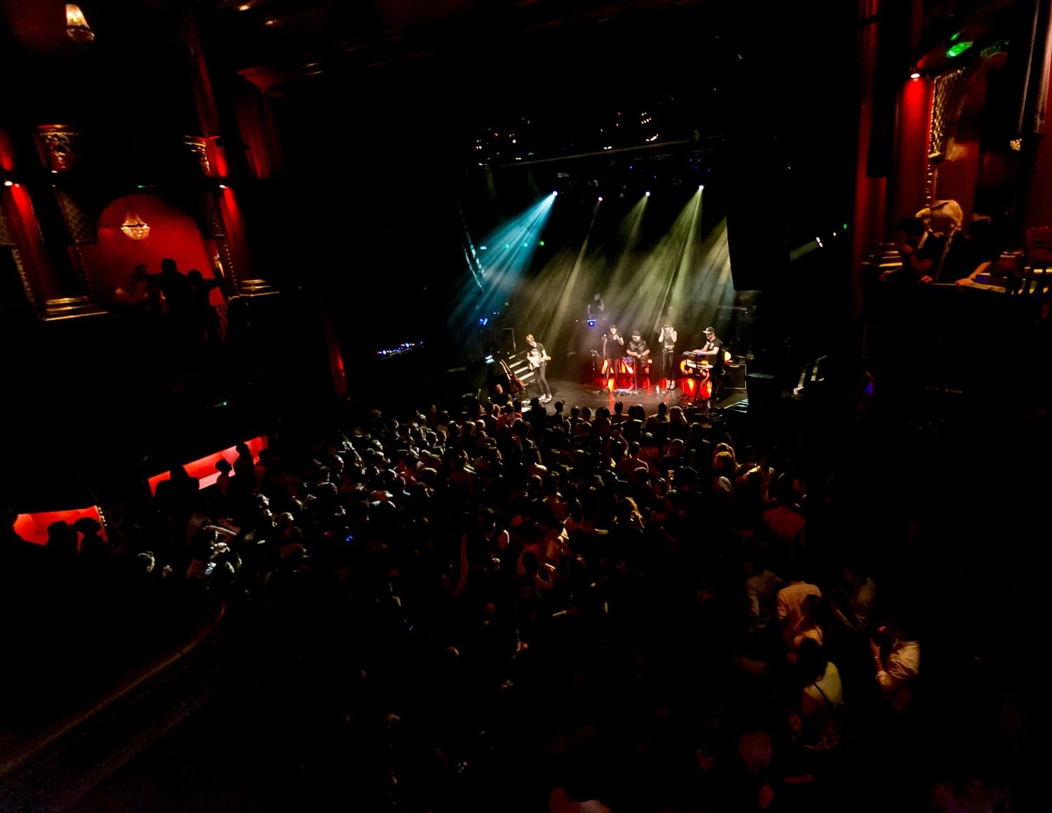 Antics at KOKO London Hip Hop Breaks Beats Party
