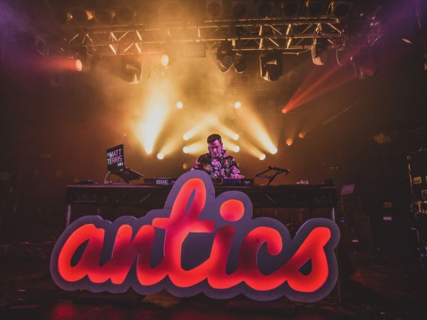 Antics Hip Hop Pop Breaks Beats House Party Camden Electric Ballroom London