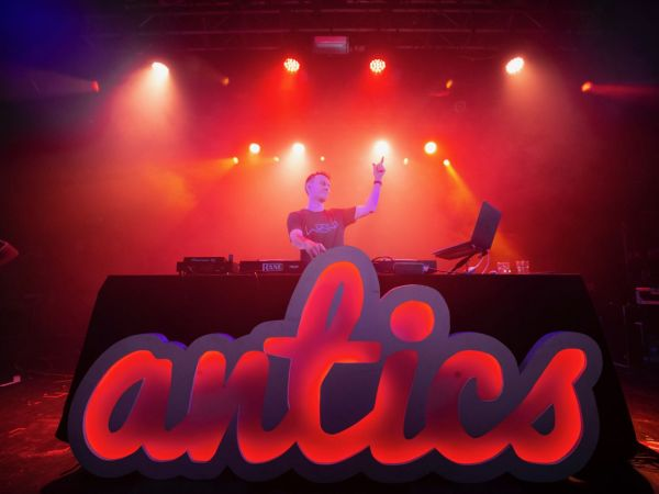 Antics Hip Hop Cool Pop Beats Dance Party Camden Electric Ballroom London