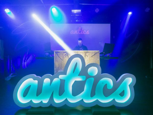Antics Hip Hop Cool Pop Beats Dance Party Fest Camden London